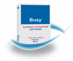 Busy Small business software