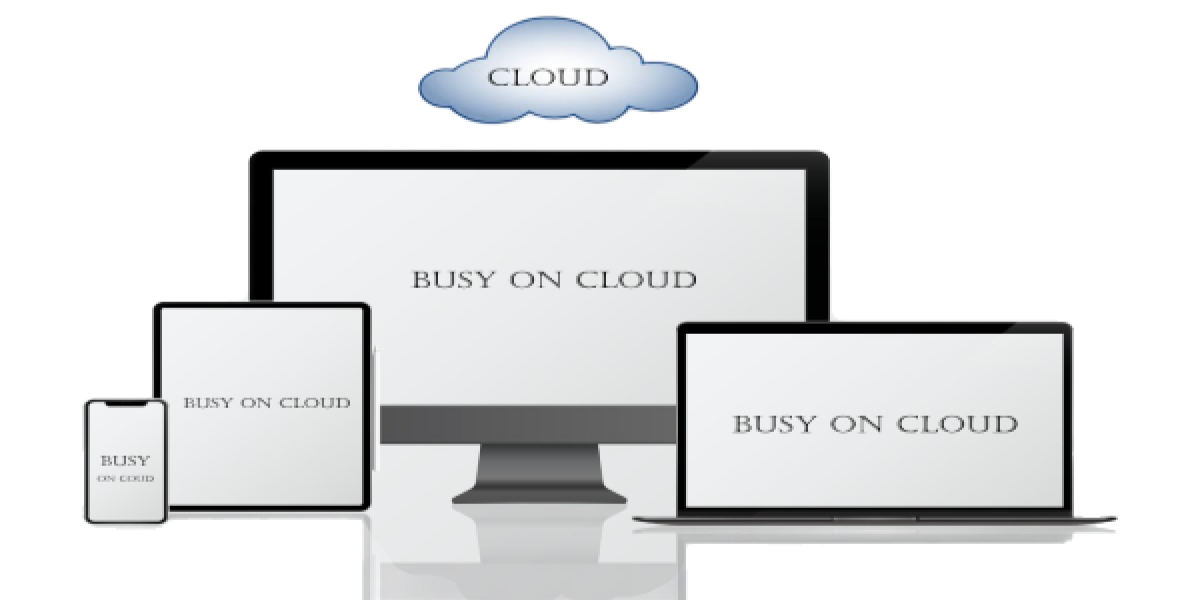 Busy on cloud