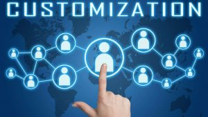 Busy constomization